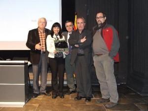 Lliurament del Premi CILMA 2010