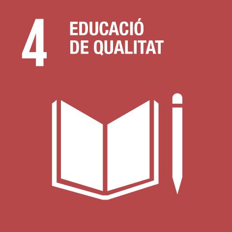 4 educació qualitat ODS CILMA