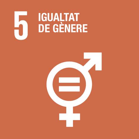 5 igualtat gènere ODS CIMA