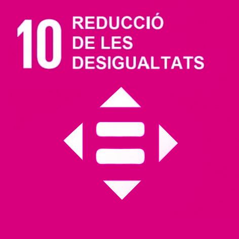 10 reducció de les desigualtats ODS