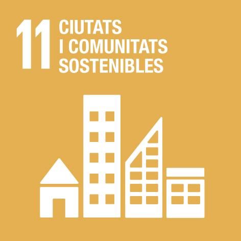 11 ciutats comunitats sostenibles ODS CILMA