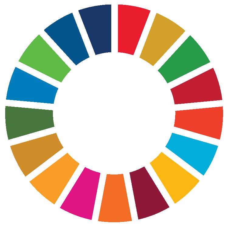 roda ODS objectius de desenvolupament sostenibles colors
