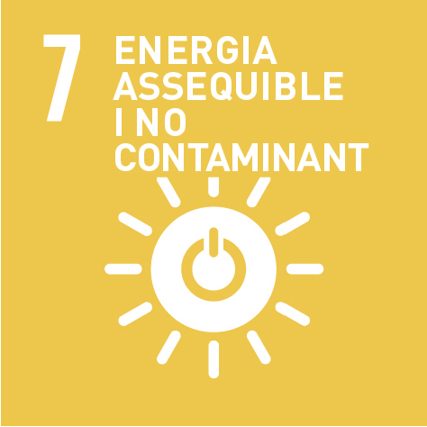 ODS 07 Energia Assequible i no contaminant